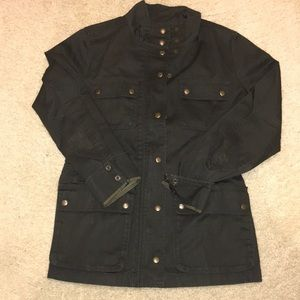 J. Crew Army Green Jacket size Small